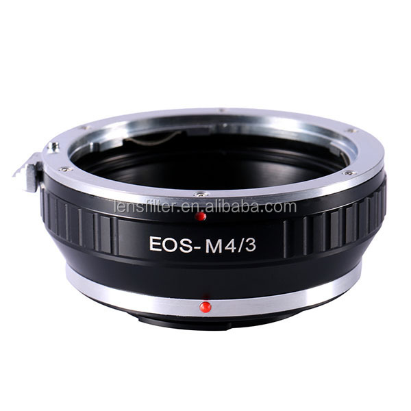 Lens Adapter Tube Eos-m4  3 For Canon Eos G10 Lens To M4  3 Bayonet Body