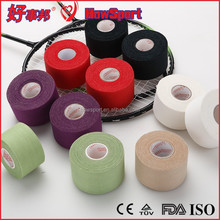 Shanghai Hypoallergenic Nonwoven dressing cover roll Sports fixation retention Stretch Colored Bandages