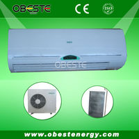 2015 New Modern Style Hot Sale Low Power Consumption Solar Renewable Energy Air Conditioner