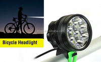 7xCREE XM-L2 98000 lumen LED Flashlight Front Head Bike Bicycle light Cycling Rechargeable Light Headlamp