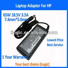 Brand new laptop charger for HP DV4 DV5 DV6 DV7 65W