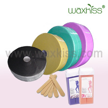 Printed Hair Wax Strips Paper for Waxing