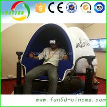 360 Degree Platform 9D VR Cinema With 3 Seats, googl cardboard vr glasses,2.0 google cardboard vr