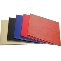 Greenbond 2015 new design ACP aluminum composite panel