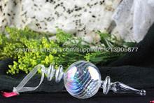 carámbano adornos magnífico cristal hecho a mano