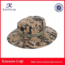 blank 100% polyester a bucket hat with a wide floppy brim
