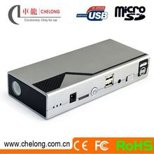 High-end Rare Earth Polymer 13600mah for phone auto PC portable power bank for netbook