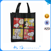wholesale fashion best selling reusable foldable shopping bag