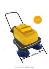walk behind sweeper, industrial road sweeper/cleaning machinery sweeper/surface cleaner