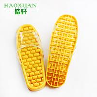 Plastic foot massage anti-slip slippers foot care sandal breathable slipper