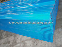 gi , hot dipped color corrugated sheet for container ship