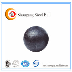 ball mill used high hardness 17% chrome grinding iron ball