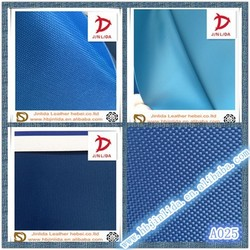 PVC Cloth leather Artificial leather