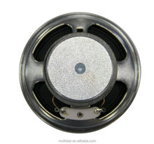 Taiwan Factory Manufactured 3 Inch 4W Passive Steel Basket Fo Hz Multimedia System Mini Speaker for Column Speaker Design