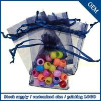 Wholesale 10x15cm Drawstring Jewelry Bags,Custom Printed Organza Bags Pen