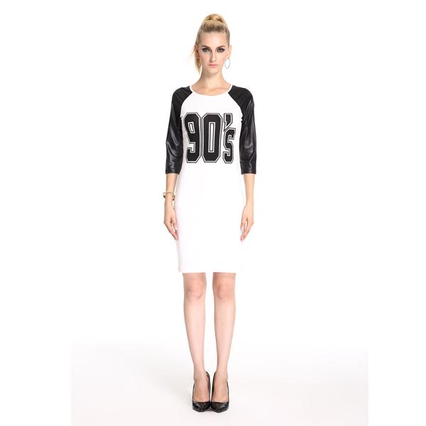Wholesale clothing sport fashion lady dress design buy dress design