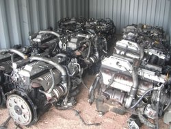 Used Japan Engines, Gearbox, Halfcuts, Cars etc