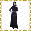 MF20335 Black dubai abaya, Kaftan,Jilabab, Islamic clothing