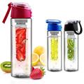 Nouvelle usine provid produits, Personnalisable fruits bouteille d'eau infuser, Fda approuvé nike sport bouteille