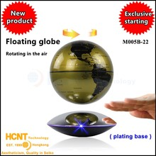 Wholesale cheap samll plastic toys, HCNT levitation globe(M005B-22)