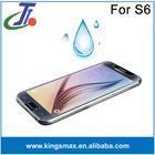 Best selling 0.33mm 2.5d 9h vidro temperado de acessórios de telefone celular para s6