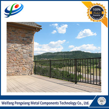 China export aluminum building safety fence popular products in USA