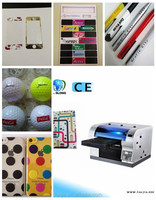 60x130 size uv flatbed printer, double head uv printer