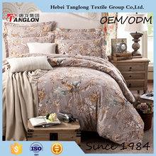 Latest hot sale design 100% Cotton Bed Sheets factory wholesale