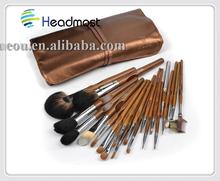 vacuum cleaner brush head Fashion makeup brush 10pcs make up brush set cosmetic applicator