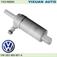 Volkswagen Headlight Spray Motor 210 869 11 21