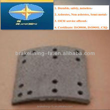 Auto parts ,brake lining adhesive,WVA:19256,BFMC:DF/16/2 with free samples