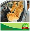 100% real sheep fur car seat cover, long fur car seat cover
