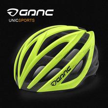 Ganc capacete da bicicleta fibra de carbono capacete da bicicleta para corrida esperar