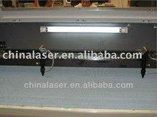 Hot sale DUAL HEAD laser cutter lc1612 CE FDA double head laser