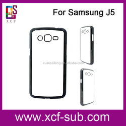 for Samsung J5 Case for Samsung J7 Cell Phone Case Blank Cover for J5008