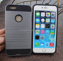 New arrival metal drawing case for iphone 5/5sfast deliever