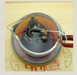 Factory wholesale orange blossom water flower Chinese Puer Tea