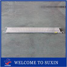 SUXIN Brand hot dip galvanized waterproof construction steel lvl scaffold board