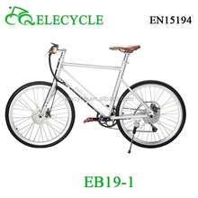 250W motor lithium battery electric power bike with EN15194