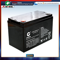 gel solar storage rechargeable battery 12V100AH
