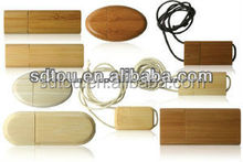 Natural Friendly wooden USB Flash drive