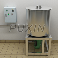 Large quantity food waste industry fast disposal machine