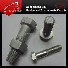 grade8.8 HDG hex head screw
