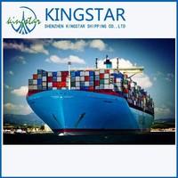 forwarder service maersk shipping line from china shenzhen guangzhou/shanghai/ningbo etc