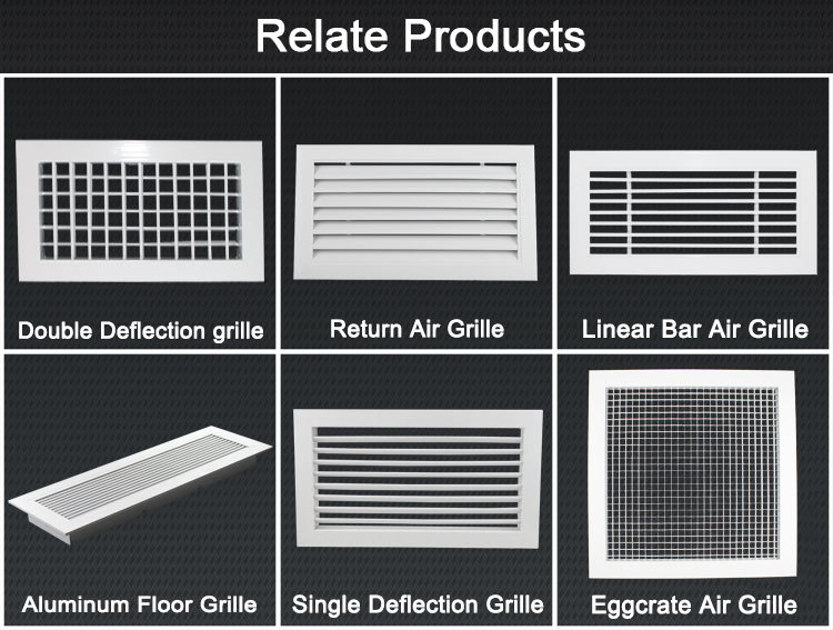 Metal floor grilles ventilation grille design floor return for 14x6 floor register