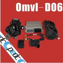 Avancée électrique cng et kit de conversion gpl omvl pour véhicules