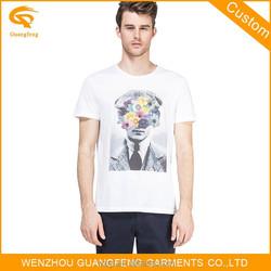 New Model Men's t Shirt,Fashion Custom t Shirt,Chinese Factory t-Shirt