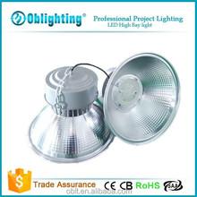 UL SAA CB CE 2700k~6500k pure white color 80w led highbay light, 80 watt led warehouse lighting, high bay led lights for factory