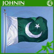wholesale good quality promotional pakistan flag