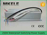 FS-250-12 waterproof ip67 cctv 12v 250w switching power supply box